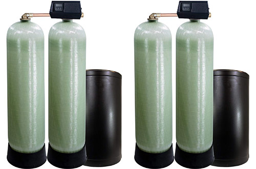 Water Filtration & Softeners Kitchen & Bath Fixtures 10% Resin ...